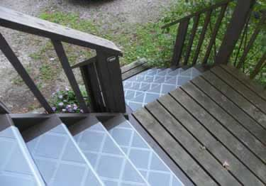 Interior and Exterior Plastic Composite Stair Treads large image 14