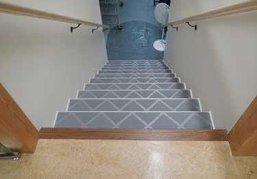 Interior and Exterior Plastic Composite Stair Treads large image 15