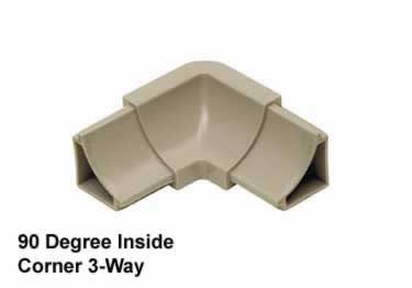 Schluter® DILEX-HKW | Curved Profile, Corners, and End Cap large image 7