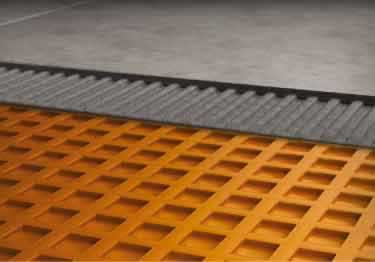 Schluter® DITRA and DITRA-XL | Waterproof Uncoupling Membrane large image 3