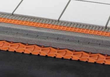 Metal Tile Edging and Trim