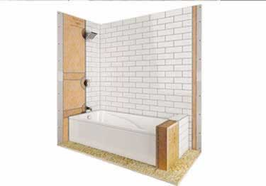 Schluter KERDI TUB KIT