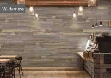 Wood Wall Planks | Peel and Stick large image 1