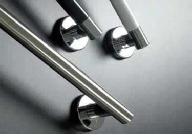 Designer Colored Straight Grab Bars large image 3