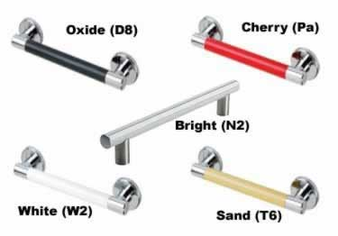 Designer Colored Straight Grab Bars large image 7