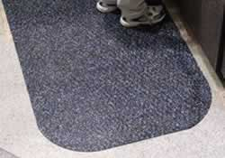 Garage mats and matting are oil, grease and chemical resistant