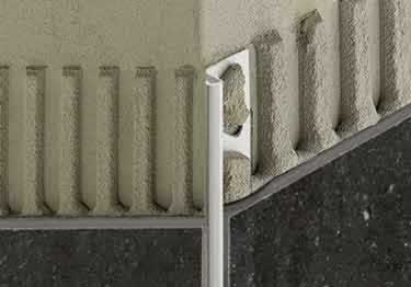 Schluter® DECO-DE  Outside Corner Profile