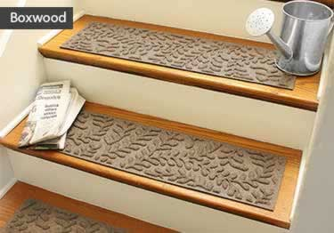 Stair Mats | Carpeted Tread Covers large image 1