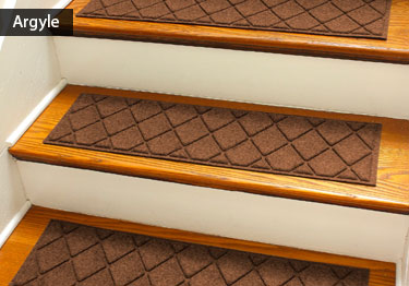 Stair Mats | Carpeted Tread Covers large image 10