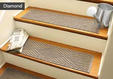 Stair Mats | Carpeted Tread Covers large image 3