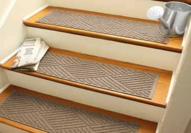 Stair Mats | Carpeted Tread Covers