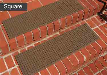 Stair Mats | Carpeted Tread Covers large image 6