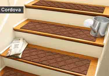 Stair Mats | Carpeted Tread Covers large image 9