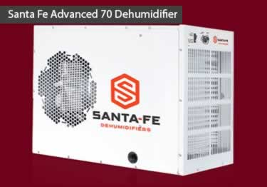 Crawl Space Dehumidifiers by Santa Fe  large image 6