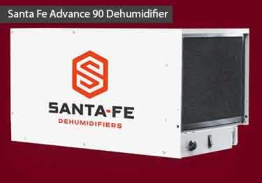 Crawl Space Dehumidifiers by Santa Fe  large image 7
