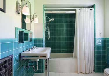 6/pk Commercial Shower Curtains | Button-Hole Hook