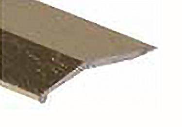 Metal Bevel Bars - For Carpet Transitions