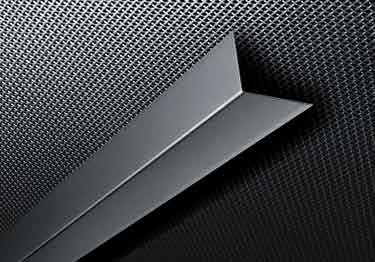 CS Acrovyn® Stainless Steel Corner Guards CO-8 Series