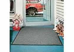 Needle Rib&Chevron Design Entrance Mats large image 1