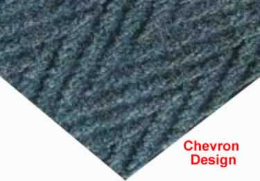 Needle Rib&Chevron Design Entrance Mats large image 2