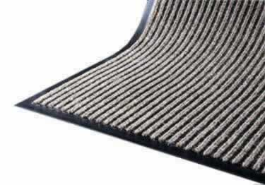 Needle Rib&Chevron Design Entrance Mats